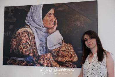 Foto Kurt U. Heldmann Ausstellung 22.8. und Konzert 23.8.2019 Never forget Yarmouk ONE WORLD Ostheide e.V. Reinstorf (1)