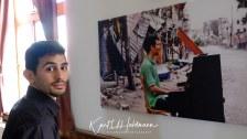 Foto Kurt U. Heldmann Ausstellung 22.8. und Konzert 23.8.2019 Never forget Yarmouk ONE WORLD Ostheide e.V. Reinstorf (8)